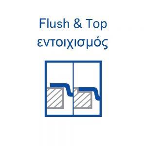 Flush & Top